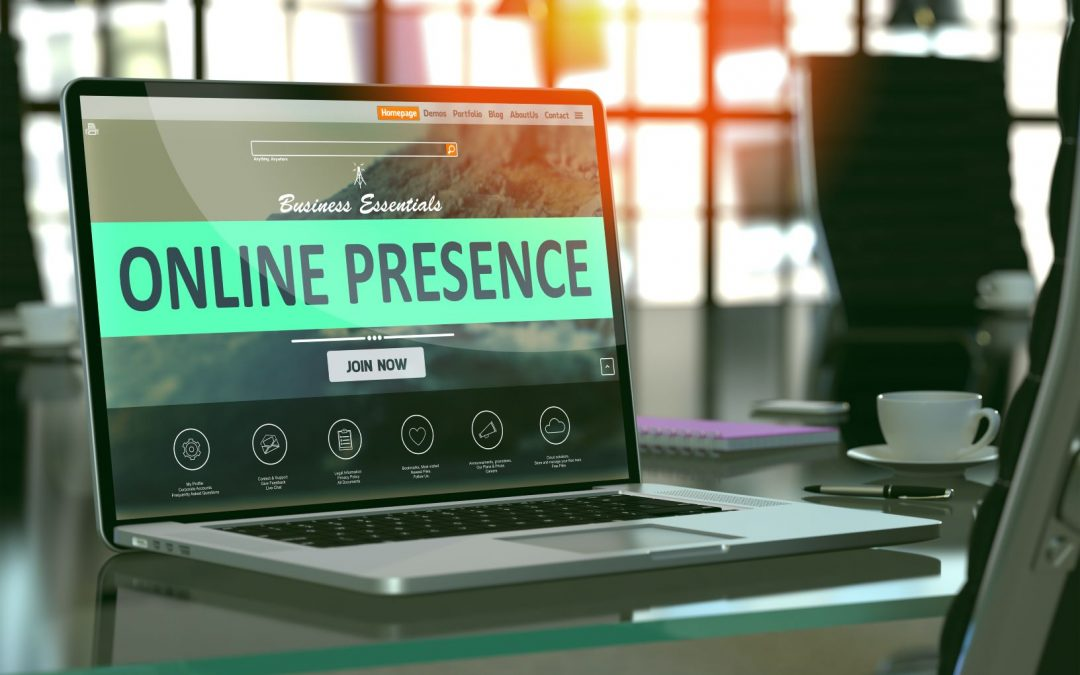 An Online Presence is More Important than Ever