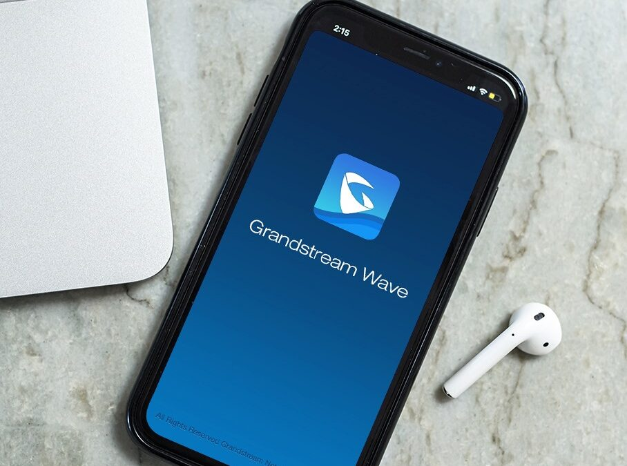 Work from Anywhere with the Grandstream Wave
